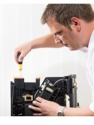 Werkstatt für Kaffeevollautomaten. Reparatur vieler Hersteller