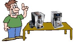 Kaffeemaschinen kaufen bei Caffista Jura Delonghi Saeco Melitta Nivona