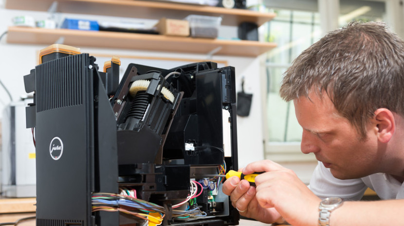 Jura Reparatur Kaffeevollautomat Tuebingen