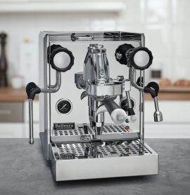Reparatur Siebträger Espressomaschine Stuttgart. La Pavoni, ECM, Bezzera, Rocket, usw