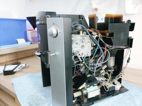 Reparatur Jura Kaffeevollautomat Stuttgart