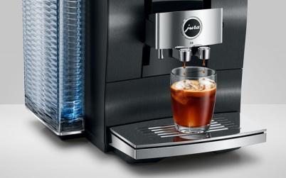 Der neue cold brew process der neuen Jura Z10