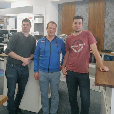 Team Reparatur Kaffeevollautomat Esslingen