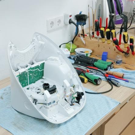 Thermomix TM5 zur Reparatur in Esslingen
